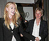 Photo of Ellen DeGeneres and Portia de Rossi in LA