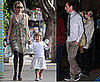 Photos of Michelle Williams and Matilda Ledger at the Airport With Spike Jonze