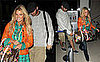 Photos of Jessica Simpson and Tony Romo at LAX