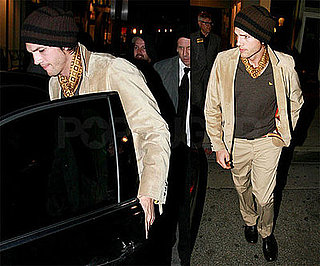 Photos of Ashton Kutcher at Personal Effects Sneak Peek in LA