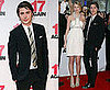 Photos of Taylor Swift and Zac Efron at the Premiere of 17 Again