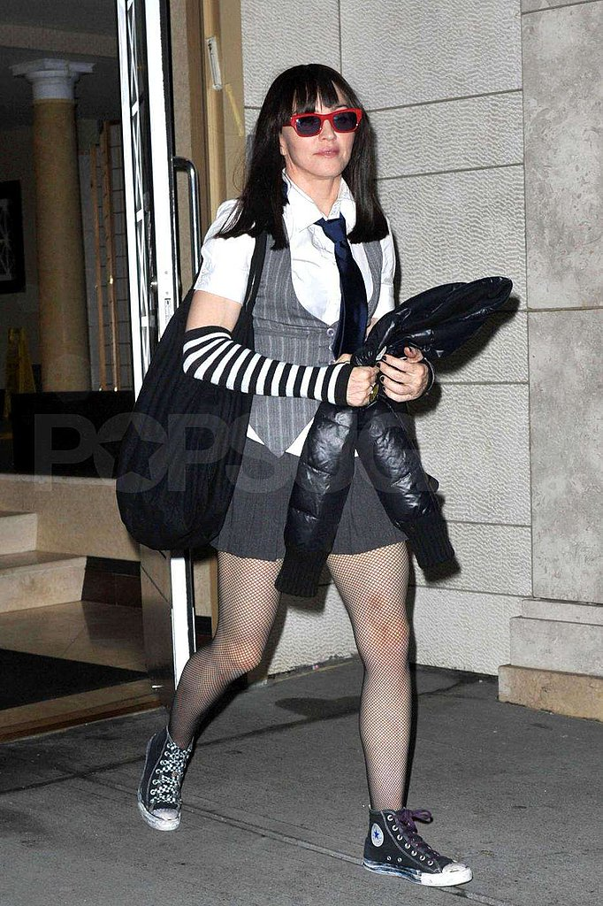 Madonna at Purim