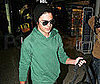 Photo of Zac Efron at LAX 2009-03-10 11:30:00