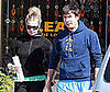 Photo of New Parents Jerry O'Connell and Rebecca Romijn Out in LA