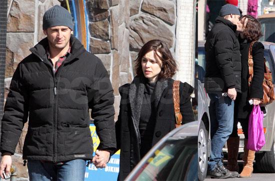 Josh and Rachel in Toronto