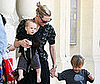 Photo of Cate Blanchett Out in Perth, Australia with Two of Her Three Sons