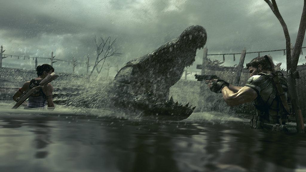 Resident Evil 5 Screenshots