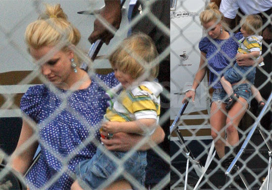 Britney Spears in Miami