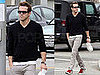 Ryan Reynolds Lets Out His Inner Hipster in LA