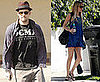 Nicole Richie Showing Off Baby Bump