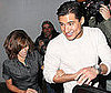 Photo of Eva Longoria and Mario Lopez Leaving Beso