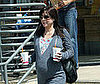 Photo of a Very Pregnant Alyson Hannigan Out in LA