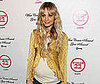 Photo of Pregnant Nicole Richie Showing Her Baby Bump at the Launch of What Comes Around Goes Around's Fall 2009 Collection