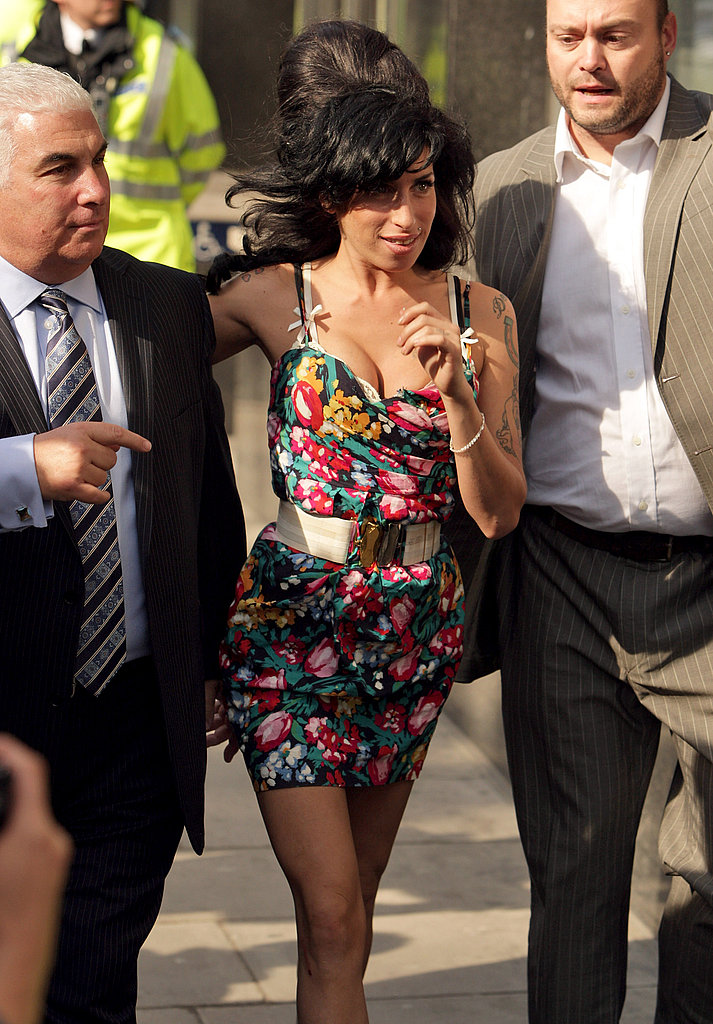 Amy Winehouse in Court