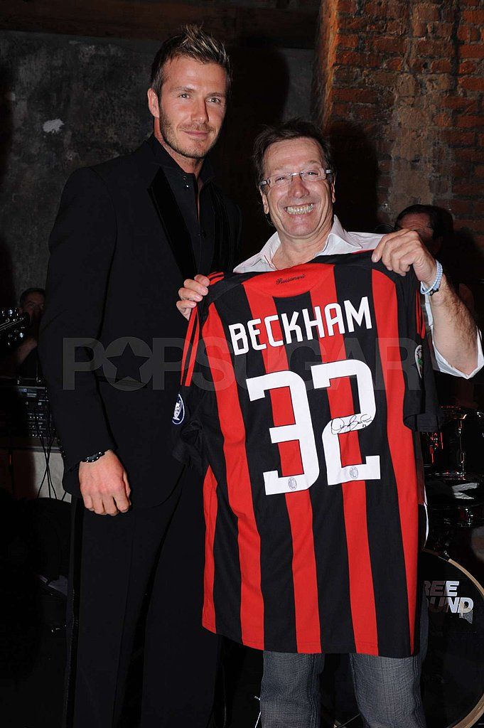 Becks in Italy