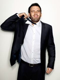 Ben Affleck in Esquire