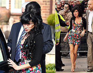 Photos of Amy Winehouse Outside of Court, Plead Not Guilty to Assault Charges