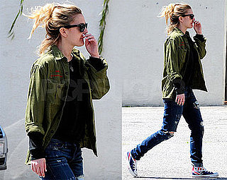 Photos of Drew Barrymore in LA