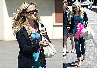 Photo of Reese Witherspoon in LA Amid Rumors She's Engaged to Jake Gyllenhaal