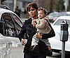 Photo of Halle Berry and Her Daughter Nahla Aubry Out in LA