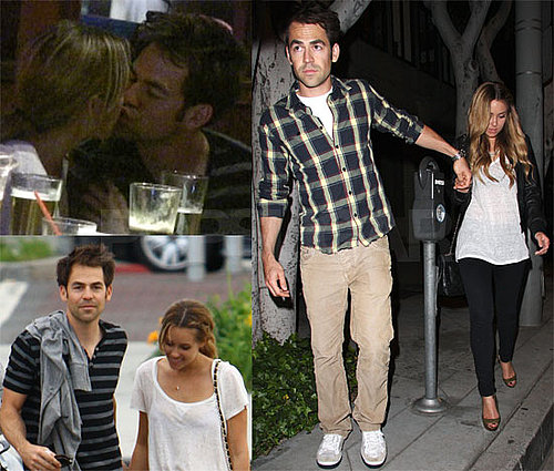 Photos of Lauren Conrad and Kyle Howard Kissing in LA