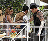 Photo of Nicole Richie and Joel Madden Out to Lunch in LA