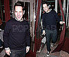 Photos of Paul Rudd Leaving Il Sole in LA