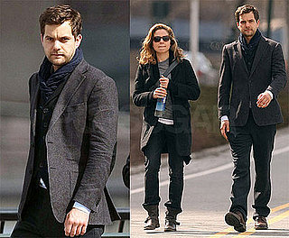 Photos of Joshua Jackson in NYC