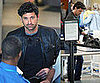 Photos of Patrick Dempsey at LAX