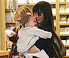 Photo of Jessica Alba and Her Daughter Honor Shopping in LA