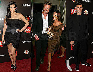 Photos of Eva Longoria, Simon Baker, Kim Kardashian, Brody Jenner, Robert Buckley at TV Guide's Sexiest Stars Party