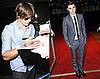 Zac Efron Signs Autographs