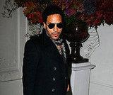 3. Lenny Kravitz