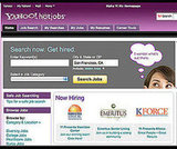 Yahoo Hot Jobs