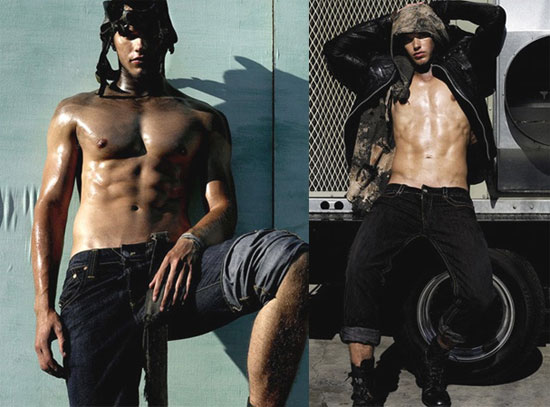 Kellan Lutz For Flaunt Magazine