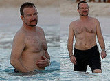 Shirtless Bono!