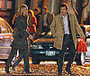 Photo of Jennifer Aniston and Jason Bateman on the NYC set of The Baster 2009-04-10 10:30:00