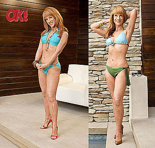 Kathy Griffin Shows Off Her Bikini Body — Impressive or Too Much?