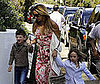 Photo of Kate Hudson and Son Ryder Robinson Heading to an Easter Party in LA