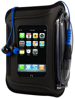 Amphibx Armbands Keep Your iPods and iPhones Dry