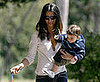 Photo of Camila Alves and Levi McConaughey Walking in LA