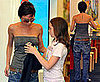 Photos of Victoria Beckham Shopping in LA