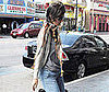 Photo of Katie Holmes Going to Dance Class in LA