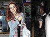 Lindsay Lohan in LA
