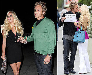 Photos of Heidi Montag and Spencer Pratt at Crown Bar in LA