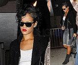Rihanna in LA