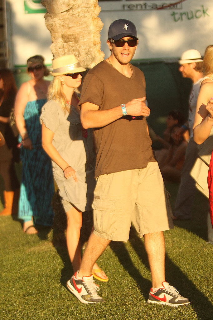 Reese and Jake at Coachella