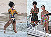 Rihanna and Katy Bikini Photos
