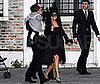 Photo of Salma Hayek, Francois-Henri Pinault and Valentina Pinault Celebrating Their Wedding in Venice