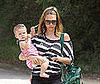 Photo of Jessica Alba and Her Daughter Honor Warren Out in LA